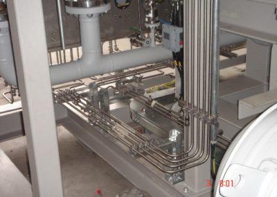 Sistema di tubazioni per impianti elettrostrumentali