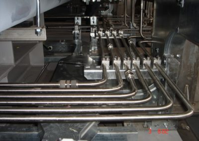 Tubing secondary cabling