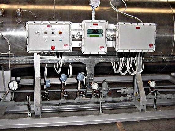 Realizzazione di impianti elettrostrumentali